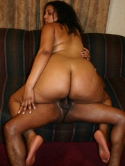 Watch this big black ass on Cheyanne Foxxx bounce up and - Picture 9