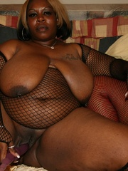 The fatter these black girls are, the more they want to - Picture 16