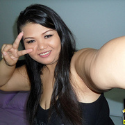 Chubby Asian girl Gip takes photos of herself - Picture 1