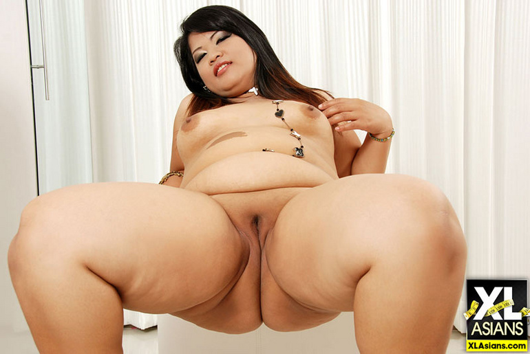 Asian big ass bbw