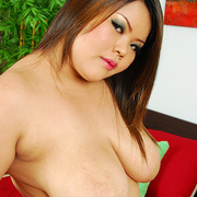 Asian plumper Ann shows her big soft body - Picture 10