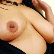 Horny chubby Asian Aum has fun showing her ass - Picture 6