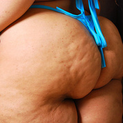 BBW Cassie showcases her big fat ass - Picture 13
