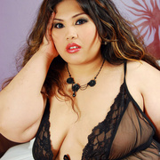 SSBBW Cassie shows her  big soft body - Picture 6
