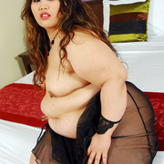 SSBBW Cassie shows her  big soft body - Picture 10