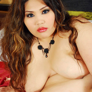 SSBBW Cassie shows her  big soft body - Picture 12