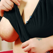 Full figured Asian girl with big heavy tits - Picture 11