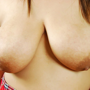 Full figured Asian girl with big heavy tits - Picture 13