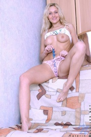 blonde katerin