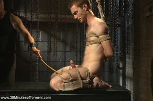 He loves getting anal fucked and sucking - XXX Dessert - Picture 9