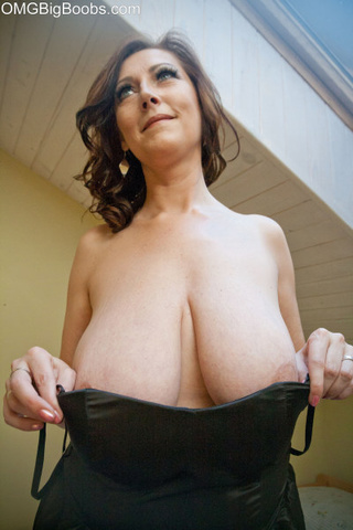 hot busty mature takes