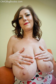 very hot milf with