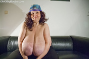 brunette fat bitch bandana