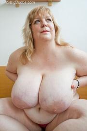 slutty blonde fatty loves