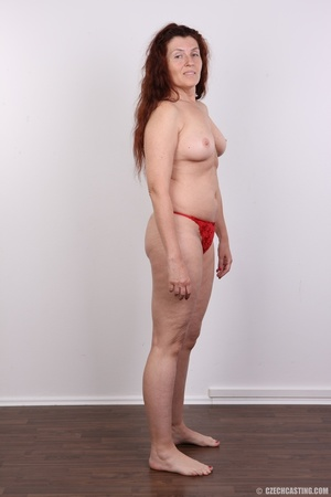 Hot matured redhead with amazing perky t - XXX Dessert - Picture 11