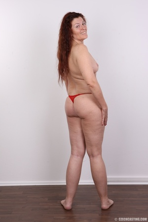 Hot matured redhead with amazing perky t - XXX Dessert - Picture 13