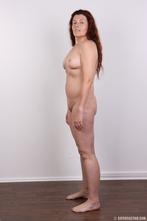Hot matured redhead with amazing perky t - XXX Dessert - Picture 19