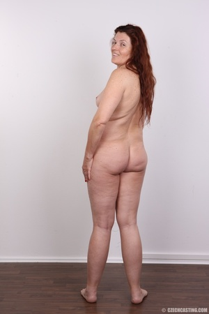 Hot matured redhead with amazing perky t - XXX Dessert - Picture 22