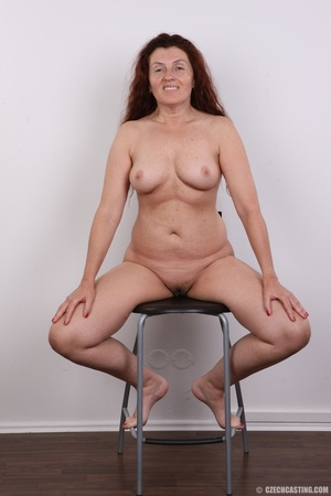 Hot matured redhead with amazing perky t - XXX Dessert - Picture 24