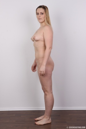 Sweet plump and ripe blonde with sexy sm - XXX Dessert - Picture 18