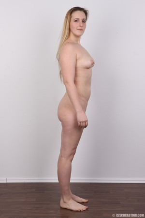 Sweet plump and ripe blonde with sexy sm - XXX Dessert - Picture 20