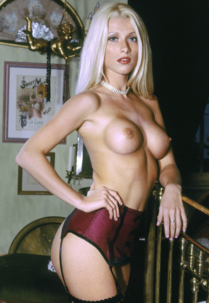 Elegant blonde beauty with lusciously formed body exposing herself passionately. - XXXonXXX - Pic 8