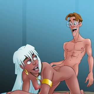 Dirty toon MILFs doggy style a lot - Cartoon Sex - Picture 2
