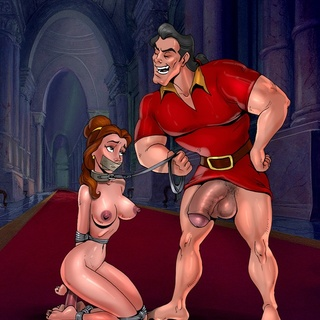 Kinky redhead is fond of BDSM practice - Cartoon Sex - Picture 1