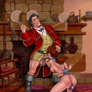 Kinky redhead is fond of BDSM practice - Cartoon Sex - Picture 2