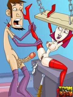 Hot toon femdom cartoon scenes - Cartoon Sex - Picture 1