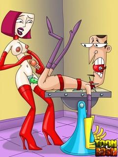 Hot toon femdom cartoon scenes - Cartoon Sex - Picture 3