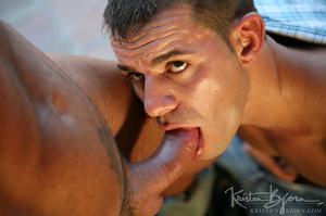 Lusty Gays Sucking Cock And Getting Anal Fucked. - XXXonXXX - Pic 3