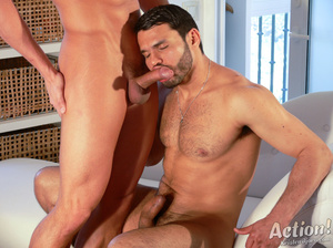 Gays With Big Dicks Sucking Cock And Fucking Each Other. - XXXonXXX - Pic 6