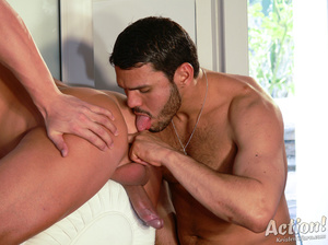Gays With Big Dicks Sucking Cock And Fucking Each Other. - XXXonXXX - Pic 13