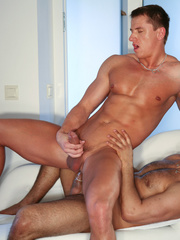 Gays With Big Dicks Sucking Cock And Fucking Each - XXXonXXX - Pic 16