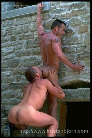 Guys With Gorgeous Bodies Just Love To Satisfy Each Other Passionately. - XXXonXXX - Pic 11