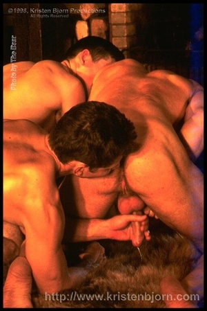 Sexy Gays With Muscular Bodies Sucking Each Other Off And Hardcore Fucking With Each Other. - XXXonXXX - Pic 19