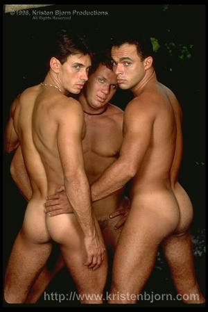 Horny Fags With Big Muscles Of Love Satisfying Each Other Furiously. - XXXonXXX - Pic 13