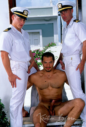 Horny Hot Sailors Having A Foursome On A Boat. - XXXonXXX - Pic 3