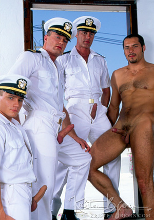 Horny Hot Sailors Having A Foursome On A Boat. - XXXonXXX - Pic 4