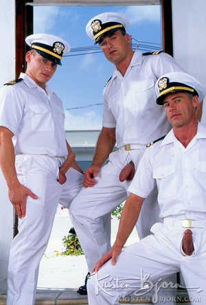 Horny Hot Sailors Having A Foursome On A Boat. - XXXonXXX - Pic 5