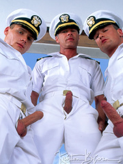 Horny Hot Sailors Having A Foursome On A Boat. - XXXonXXX - Pic 6