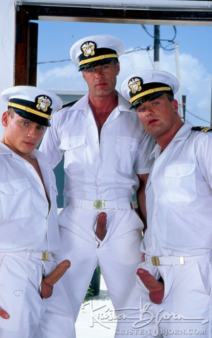 Horny Hot Sailors Having A Foursome On A Boat. - XXXonXXX - Pic 7