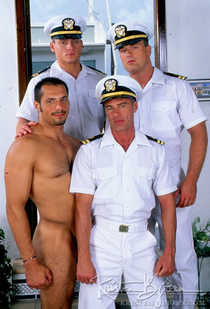 Horny Hot Sailors Having A Foursome On A Boat. - XXXonXXX - Pic 9