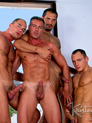 Horny Hot Sailors Having A Foursome On A Boat. - XXXonXXX - Pic 18