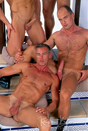 Horny Hot Sailors Having A Foursome On A Boat. - XXXonXXX - Pic 21