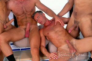 Horny Hot Sailors Having A Foursome On A Boat. - XXXonXXX - Pic 22