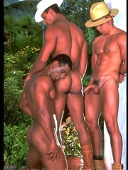 Wild Muscular Gays Fucking With Each Other And - XXXonXXX - Pic 5