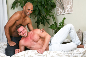 White guy just loves to swallow on his big cock and getting hardcore fucked. - XXXonXXX - Pic 5