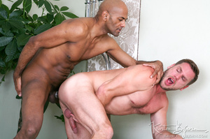 White guy just loves to swallow on his big cock and getting hardcore fucked. - XXXonXXX - Pic 18